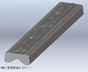 宝塔花丝2.5×1.1
