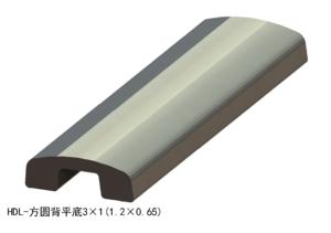 周遭背平底3×1(1.2×0.65)