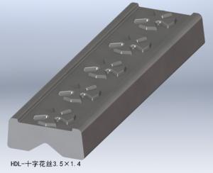 十字花丝3.5×1.4